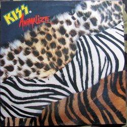 Animalize Record - 1984