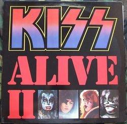 Alive II Record - 1977