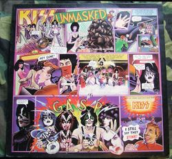 Unmasked Record - 1980