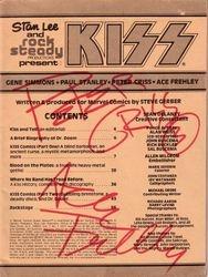 KISS Marvel Comic 1977 (Autographed)