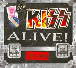 KISS Alive! - 1975 - 2000