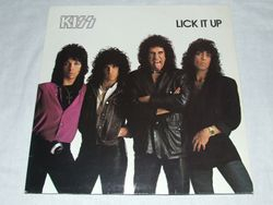 Lick It Up record