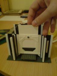 Space Hulk door, step 6