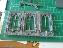 how to make a 3d space hulk board 5
