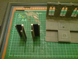 how to make a 3d space hulk board 9