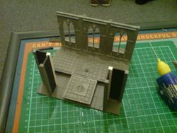 how to make a 3d space hulk board 10