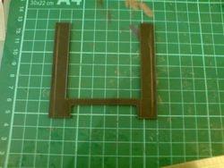 Space Hulk door, step 3
