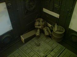 Space Hulk dead space marine