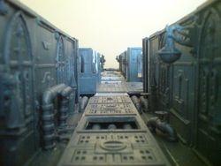 Space Hulk Corridor