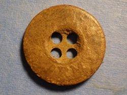 WWI Army Button