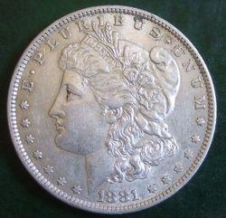 117 Silver Dollars Found in Cache!!!