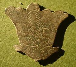 Unidentified Headdress Relic