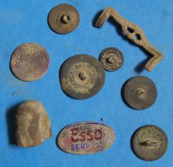 Various Finds Using Minelab Excalibur