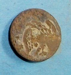 Unidentified Eagle Button