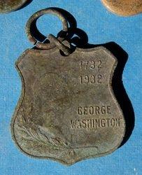 1932 George Washington  Jr OUAM FOB