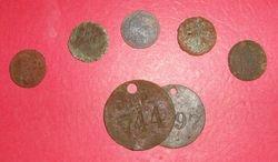 1790 Half Reale Bolivia Potosi Mint