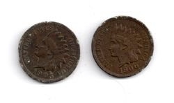 Assorted Indian Head Cents