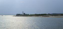Sandy Neck Lighthouse Near Barnstable MA