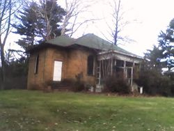 School House at New Jersey Ghost Town