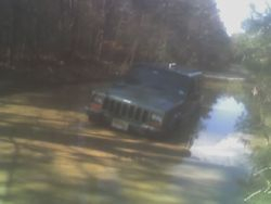 Stuck in the mud in 2007
