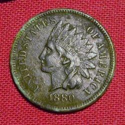1880 Indian Head