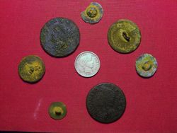 Assorted Soccer Field Finds