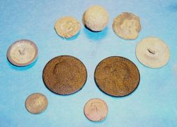 1805 Draped Bust Large Cent George I Halfpenny and more