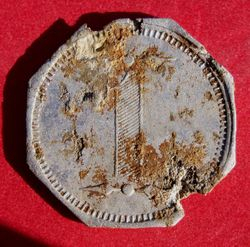 West Collingswood Fire Company Token