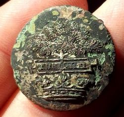 Clan Hamilton Livery Button