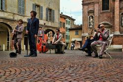 Reggio Emilia - Tra me e Te (Backstage)