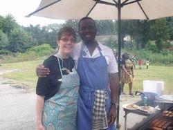 Pastor & Susie Oppong