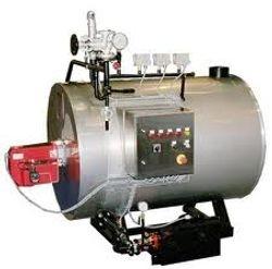 Used Steam Boiler (UK)