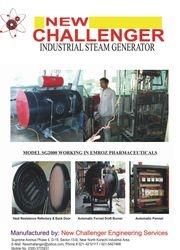 Brwosher Of Fire &Water Tube Steam Generator
