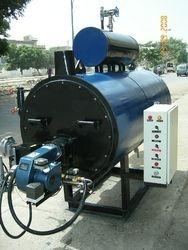 Fire &Water Tube Steam Generator