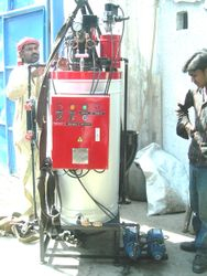 Vertical Water Tube Steam Generator