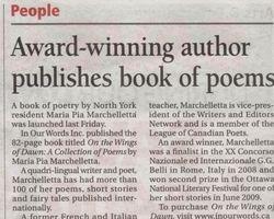 North York Mirror Article