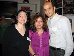 Maria Pia, Josie and Dominic