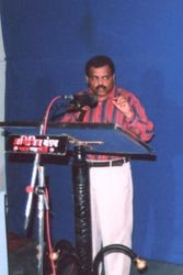 Dr.Yogiraj Deshmukh, Speaking At Doctors' meeting