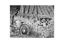Vieux Motobicyclette (Vimoutier)