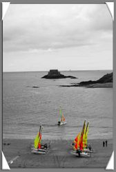 Yachts of Saint Malo ColourOut