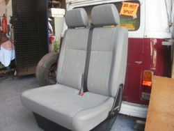 T5 cab becnch seats