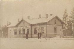 Kovjoki station