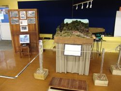 Over all view of the layout  for public display