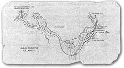 Kerosine Creek Track Plan