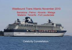 Constellation Westbound TA Nov 2010