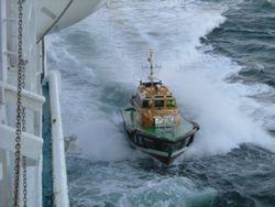 Pilot Boat at Cobh
