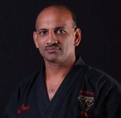 Grandmaster Krishna Gopal