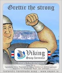 Grettir the strong