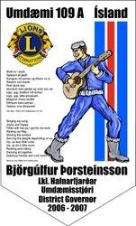 Borðfáni