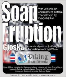 soap Eruption